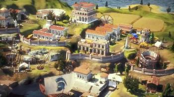 Grepolis TV Spot, 'Prosperity'