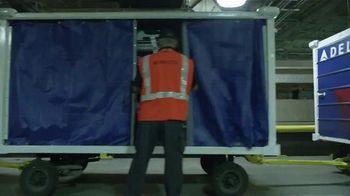 Delta Air Lines TV Spot, 'No Bag Left Behind' - Thumbnail 7