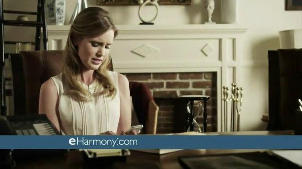 eharmony speed dating commercial actress