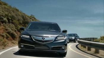 2015 Acura TLX TV Commercial, 'Rides That Require Waivers ...