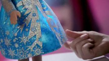 Disney Frozen Snow Glow Elsa Doll TV Spot - Thumbnail 4