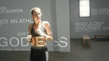 Under Armour TV Spot, \'Gisele Bündchen: I Will What I Want\'