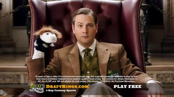 DraftKings TV Spot, 'Puppets'