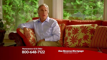 One Reverse Mortgage TV Spot, \'Changing Economy\' Featuring Henry Winkler
