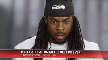 Nike TV Spot, 'Never Finished' Featuring Richard Sherman, Damon Wayans Jr.