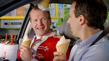 Sonic Drive-In TV Spot, 'National Ice Cream Day: Parade' - 919 commercial airings