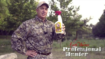 Super Charged Scent Killer TV Spot Featuring Keith Warren