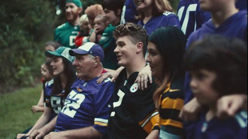 NFL Shop TV Spot, 'Vikings, Bengals, Eagles, Steelers, Cowboys Family'