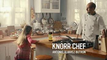 Knorr Caldo Con Sabor de Res TV Spot, 'Padre e Hija' [Spanish]