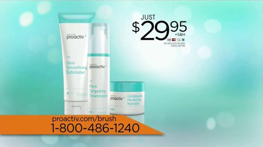 Proactiv+ Deep Cleansing Brush TV Commercial, 'Dirty