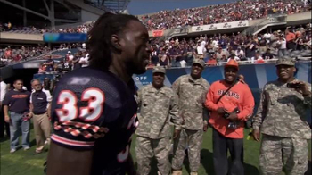 Salute to NFL Player Service thumbnail
