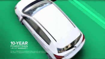 2014 Mitsubishi Mirage TV Spot, 'Vibrant Colors' - Thumbnail 3