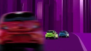 2014 Mitsubishi Mirage TV Spot, 'Vibrant Colors' - Thumbnail 5
