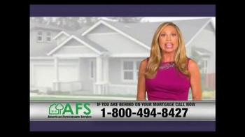 American Foreclosure Service TV Spot, 'Lower Mortgage Payments'