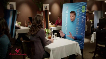 CreditCards.com TV Spot 'Speed Dating'