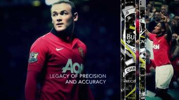 Bulova Chronograph TV Spot, 'Manchester United'