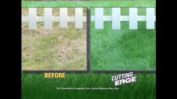 Cutting Edge Grass Seed TV Spot