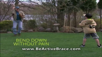 BeActive Brace TV Spot - Thumbnail 7
