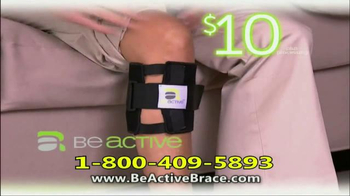 BeActive Brace TV Spot - Thumbnail 9