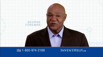 InventHelp TV Spot, 'Submit Your Idea' Featuring George Foreman - Thumbnail 1