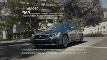 Infiniti Q50 TV Spot, 'Distracted Driving' - Thumbnail 8
