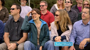 Solar Shield ClipOn Sunglasses TV Spot, 'Soccer Game'