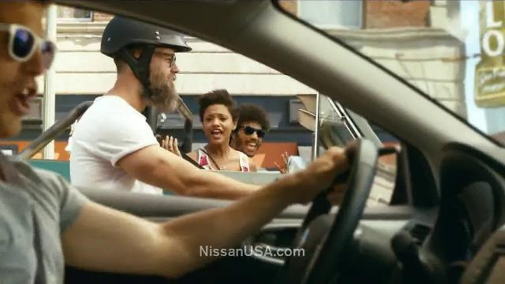 2014 nissan sentra tv commercial 39 spread your joy 39 song. Black Bedroom Furniture Sets. Home Design Ideas