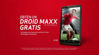 Verizon TV Spot, 'Me Agarro El Gol' [Spanish] - Thumbnail 9