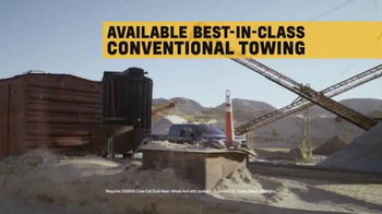 2015 Silverado Heavy Duty TV Spot, 'Best-in-Class Towing' - Thumbnail 7