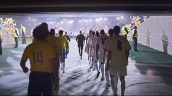 Gatorade TV Spot, 'Bibbidi-Bobbidi-Boo' Featuring Lionel Messi, David Luiz