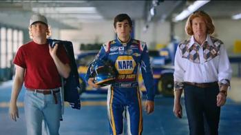 NAPA Auto Parts TV Spot, 'When I was 18' Featuring Dale Earnhardt, Jr.