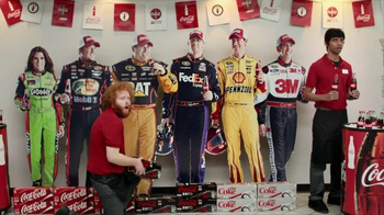 Coca-Cola TV Spot, 'Racing Family Road Trip Pit Stop' Ft. Danika Patrick - 15 commercial airings