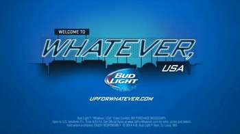 Bud Light TV Spot, 'Whatever, USA: Big Order' - Thumbnail 6