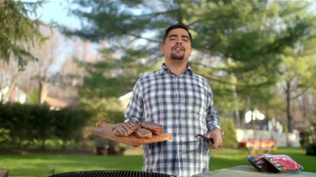 Walmart Steaks TV Spot, 'Steak BBQ' Con Aarón Sánchez [Spanish]