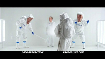 Progressive TV Spot, 'Hazmats' - 8503 commercial airings