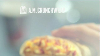 Taco Bell A.M. Crunchwrap Supreme TV Spot, 'On The Inside That Matters' - Thumbnail 1