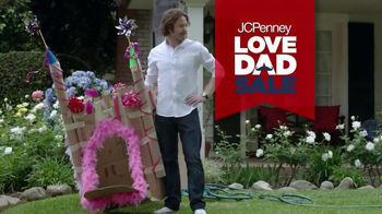 JCPenney Love Dad Sale TV Spot