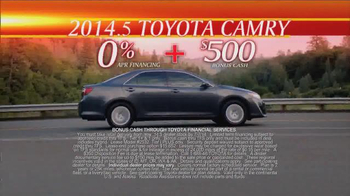 Toyota First Time Sales Event TV Spot, Song by Foreigner - Thumbnail 5