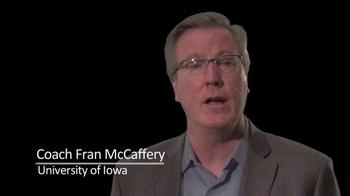 Coaches vs. Cancer TV Spot, 'Coach Fran McCaffery'