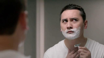 Barbasol TV Spot, 'Close-Shave Vegas'