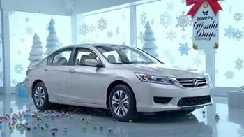 Honda Happy Honda Days Sales Event TV Commercial, 'Little People' - iSpot.tv