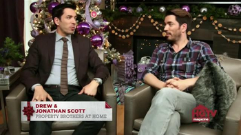 HGTV Magazine TV Spot, 'Get Covered This Holiday Season'