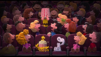 The Peanuts Movie - 4870 commercial airings