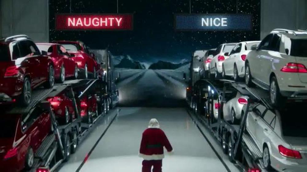 2014 Mercedes-Benz CLA 250 TV Commercial, 'Winter Event' - iSpot.tv