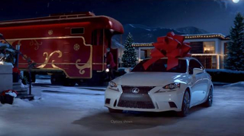Lexus December to Remember Sales Event TV Commercial, 'Christmas ...