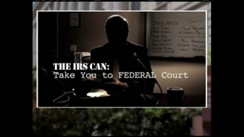 Call the Tax Doctor TV Spot, 'An IRS Agent's Confessions'