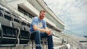 Daytona International Speedway 2015 Daytona 500 TV Spot, 'From Where I Sit'