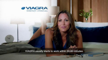Viagra TV Spot, 'Cuddle Up'