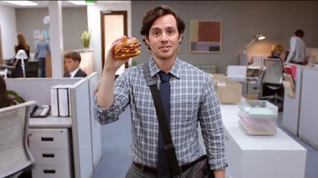Wendy's Bacon Portabella Melt TV Spot, 'Earnthem' - 3504 commercial airings