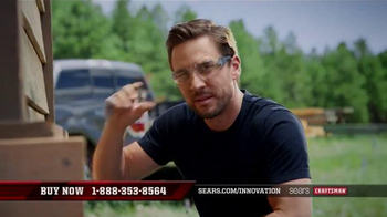 Sears Craftsman C3 Impact Driver TV Spot, 'Serious Impact'